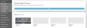 web tasarım Hakkımızda sayfası görsel yükleme