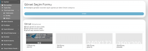 Web sitesi tasarım ürün sayfası