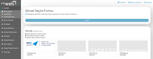 web sitesine görsel ekleme web tasarım